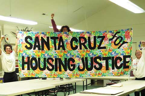 Rent Control Ballot Initiative Introduced in City of Santa Cruz