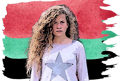 Free Ahed Tamimi and All Children Imprisoned by Israel