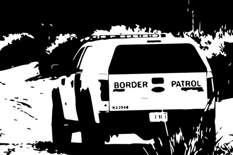 No Platform for Border Patrol Agent Turned Book Author