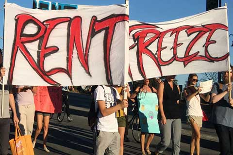 Defend the Rent Freeze!