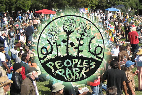 People's Park Approaches 50-Year Milestone; UCB Pushes Development
