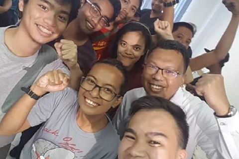 Journalists Hurt and Arrested at NutriAsia Strike Dispersal