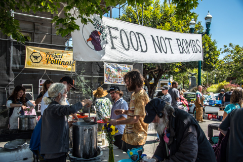 California Bill Threatens to Restrict Sharing Free Food with the Poor