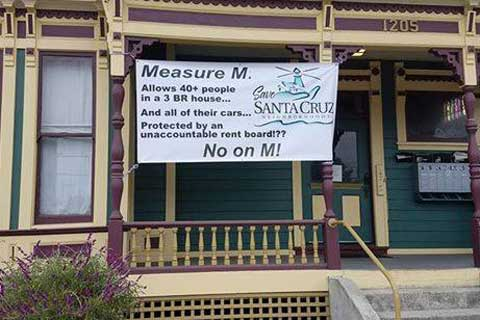 Landlords in Santa Cruz Step Up Misinformation Campaign Against Measure M