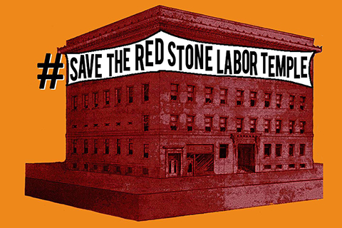 Save the Redstone Building!