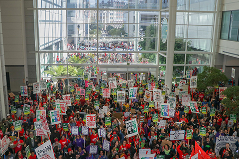 Oakland Teachers Shut It Down