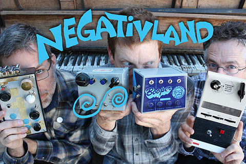 Interview with Negativland's Mark Hosler