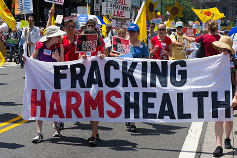 California Approves New Fracking During COVID-19 Pandemic