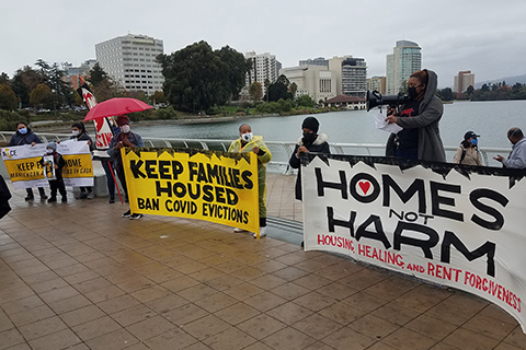 Moms for Housing Claim Several Victories
